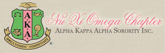 Nu Xi Omega Chapter of Alpha Kappa Alpha Sorority Inc.